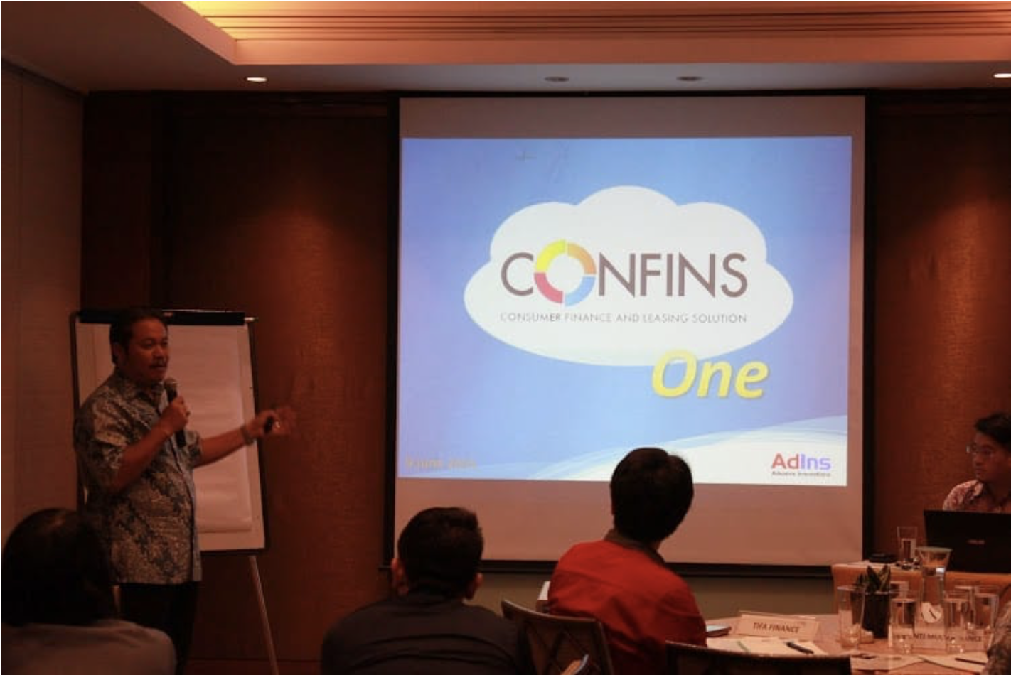 CONFINS.One Executive Business Luncheon 2018