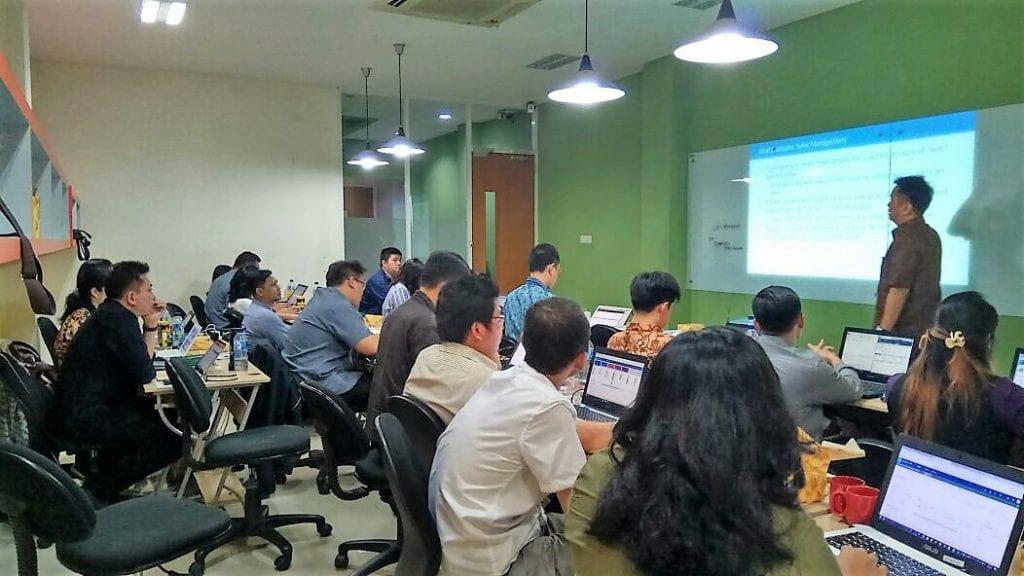 Training Microsoft Dynamic CRM