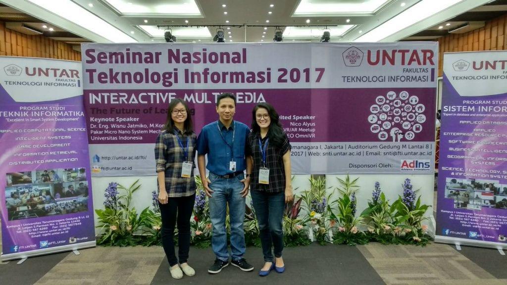 Information Technology National Seminar XIV 2017
