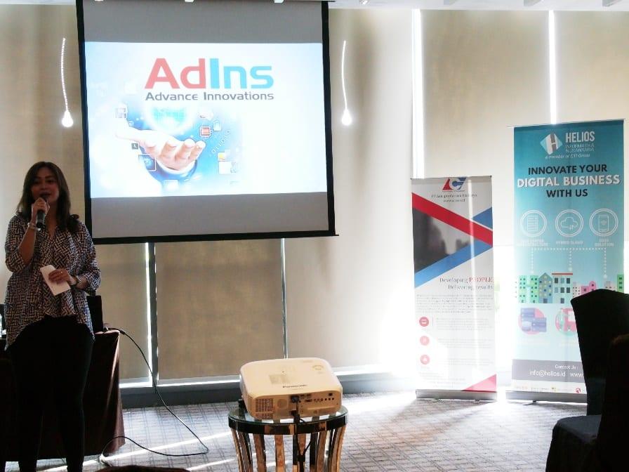 , Seminar Sistem Kerja Efektif bagi Multifinansial – AdIns, Perusahaan Penyedia Software Multifinance, Advance Innovations