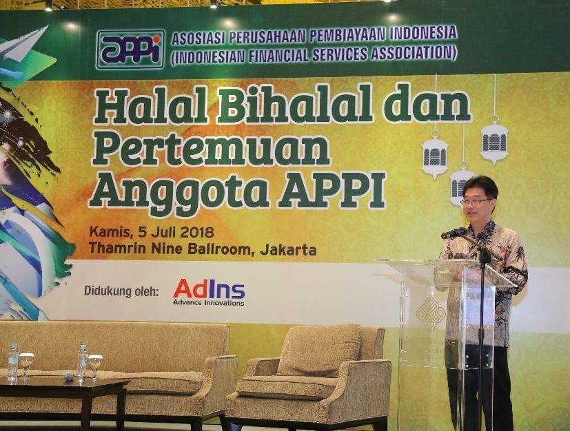 AdIns Menjadi Sponsor di Halal Bihalal dan Pertemuan Anggota APPI