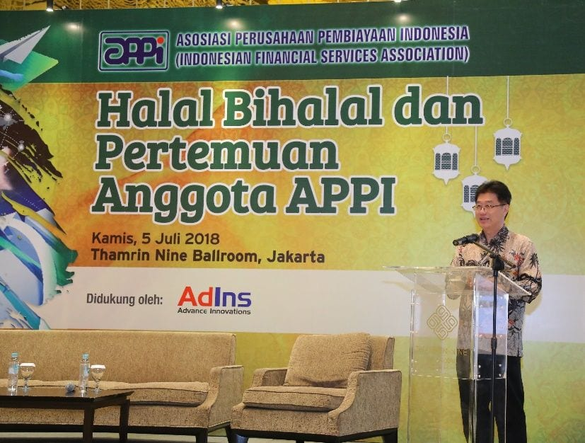 AdIns Became a Sponsor on Halal Bihalal and Members Gathering of APPI