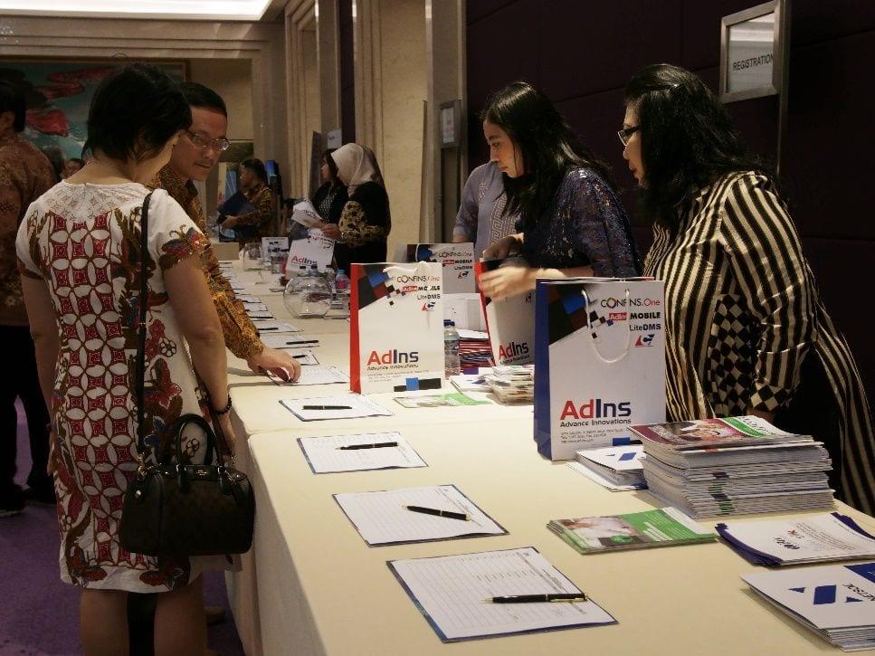 , Peran dan Dukungan AdIns dalam Seminar Nasional APPI – Solusi AdIns untuk Multi Finance, Advance Innovations