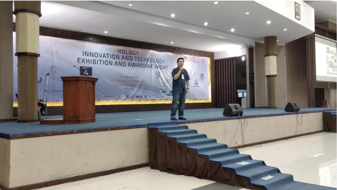 Partisipasi AdIns dalam Kegiatan Brawijaya Hology 2018