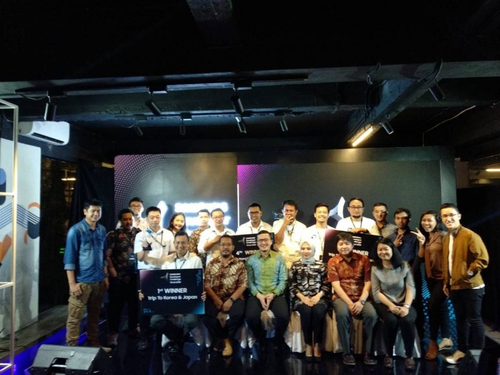 , ADINS's  2nd Winner in Samsung Developer Challenge 2018, Advance Innovations