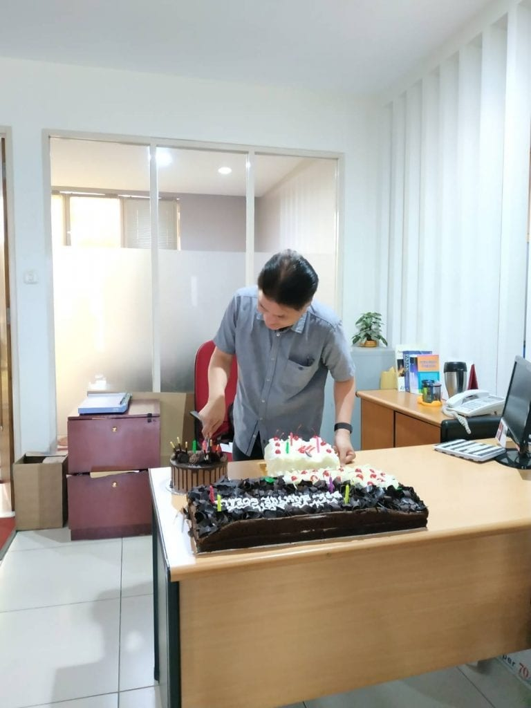 , Ulang Tahun Bapak Guntur Gozali, Advance Innovations