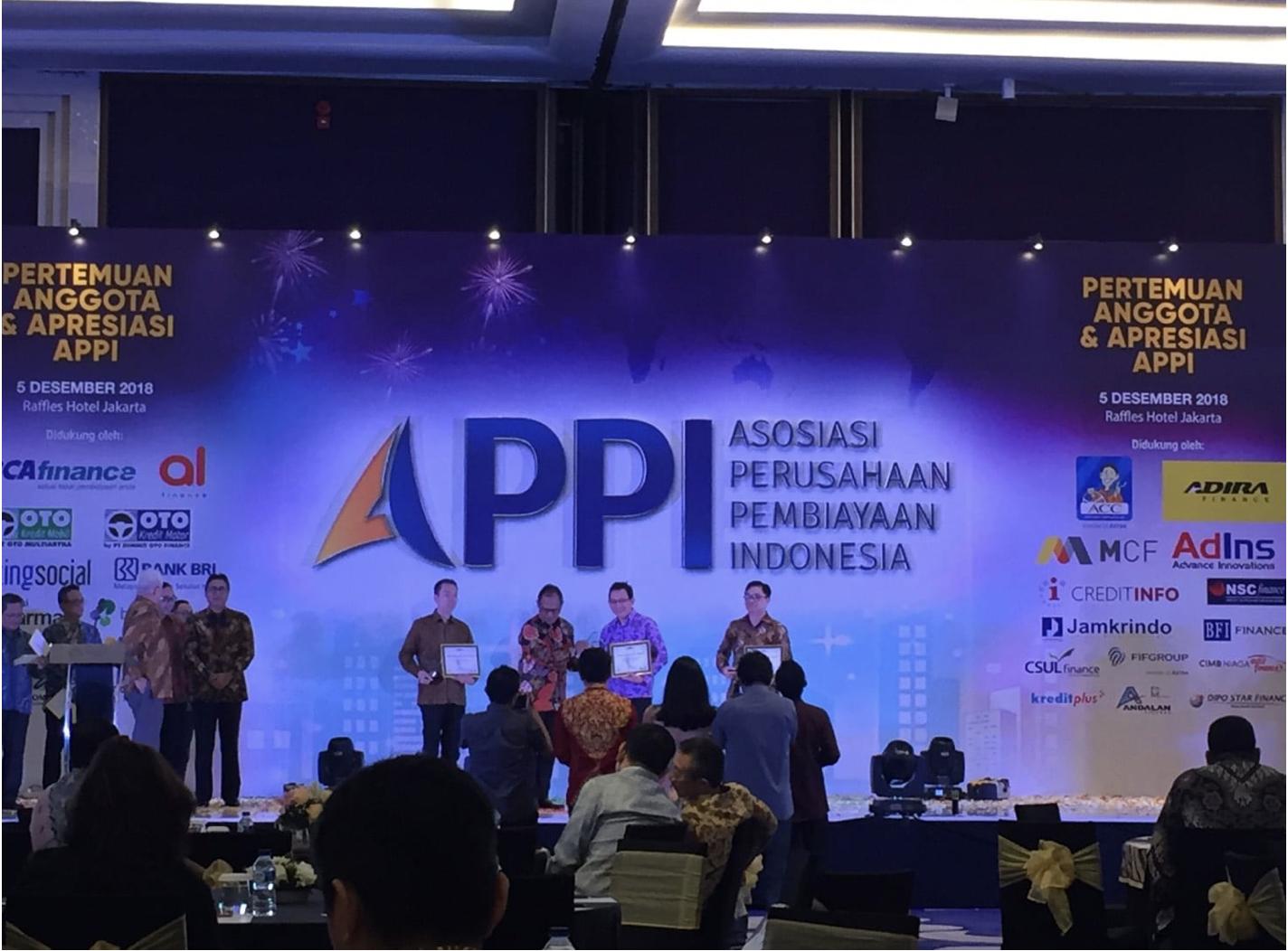 Dukungan AdIns Pada Konferensi dan Apresiasi Peserta APPI
