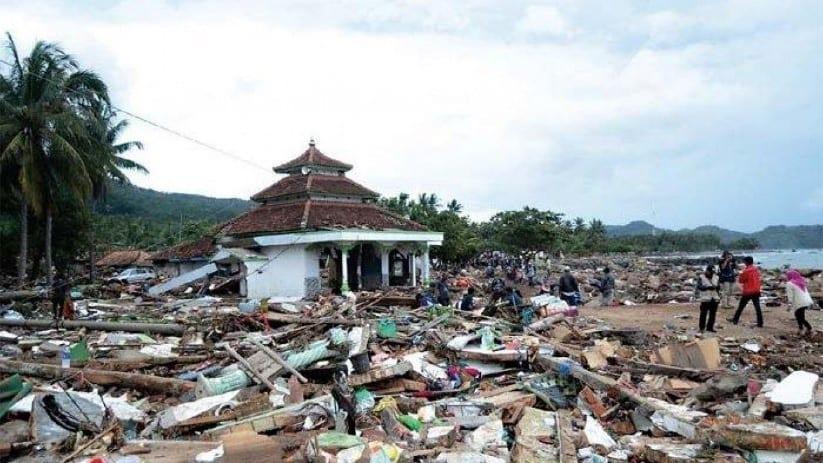 AdIns Peduli Banten dan Selat Sunda