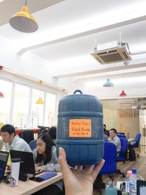 , AdIns Care with Banten and Selat Sunda, Advance Innovations