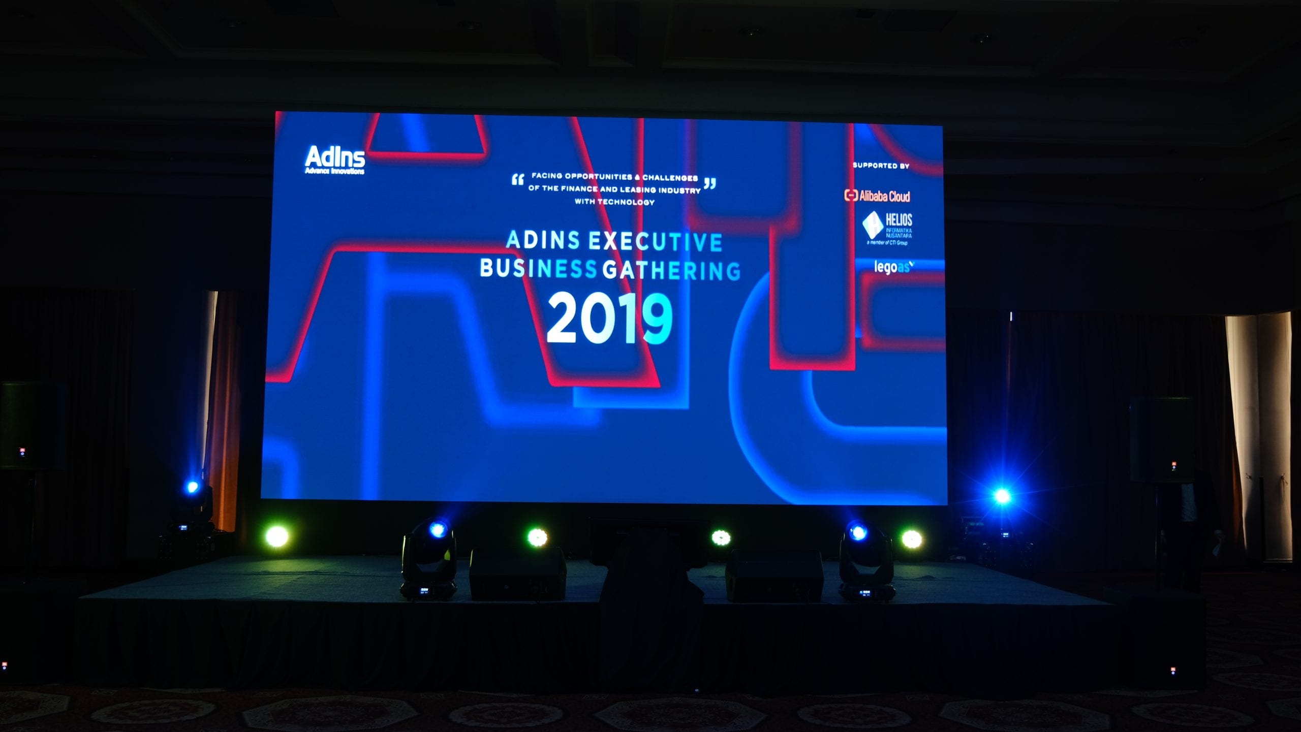 AdIns Held AdIns Executive Business Gathering 2019 to Increase Knowledge About Business and Technology in This Digital Era