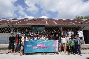 , Tim Implementasi CONFINS Berlibur ke Belitung, Advance Innovations