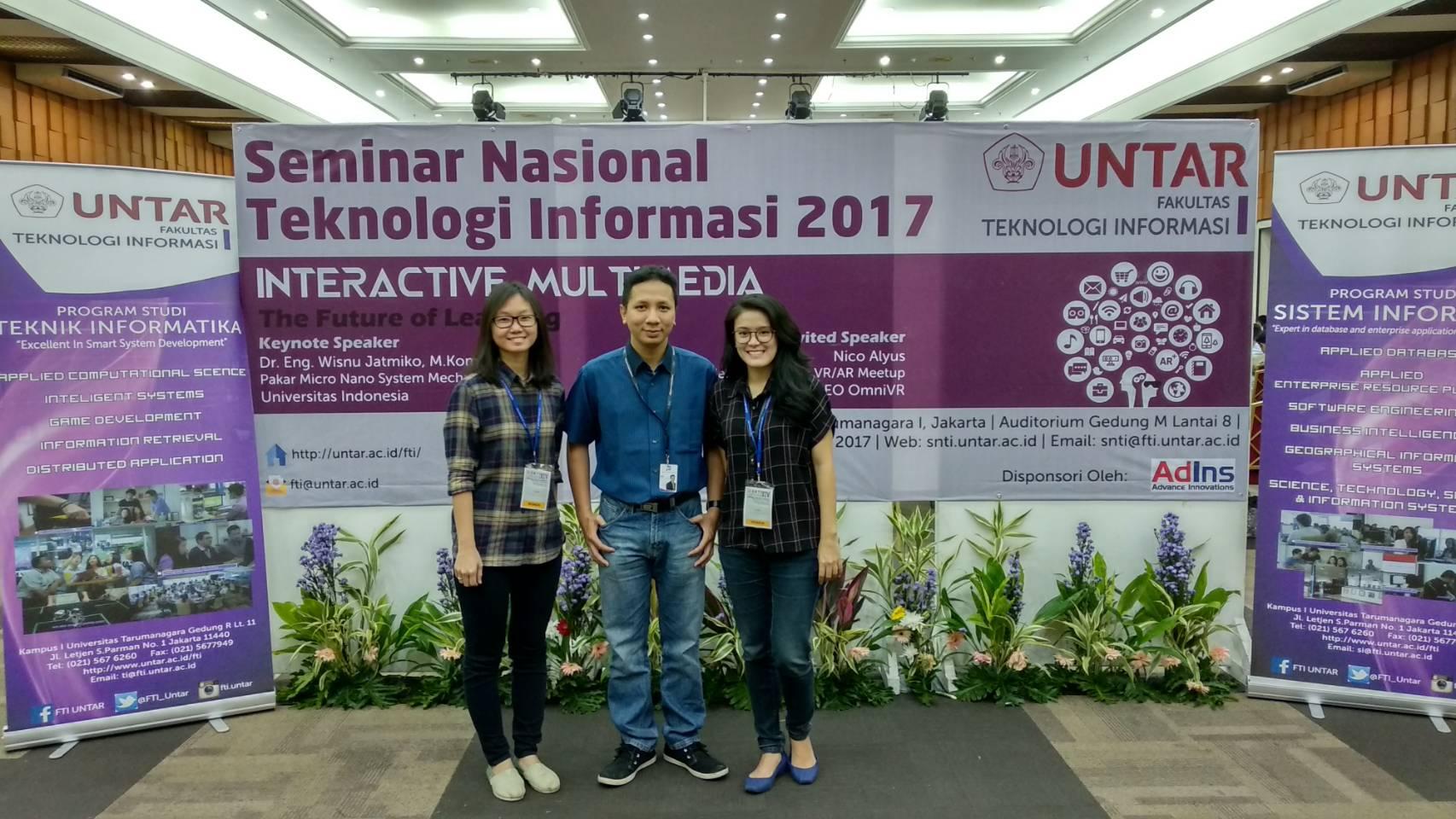 Seminar Nasional Teknologi Informasi XIV 2017