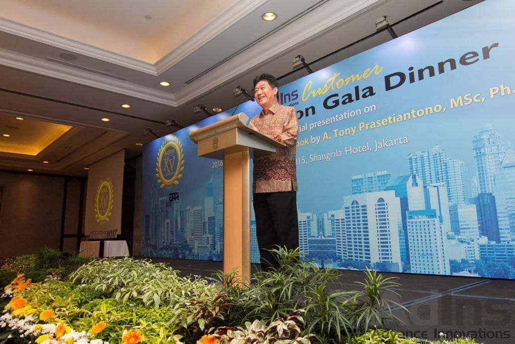 AdIns Customer Appreciation Gala Dinner 2015
