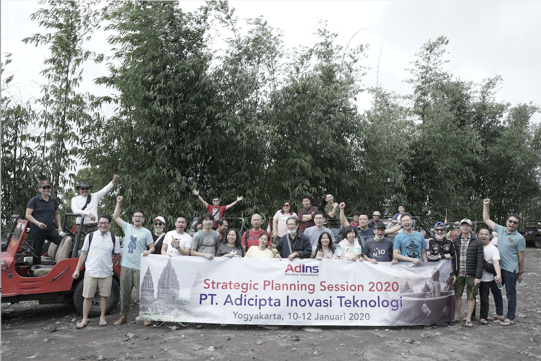 Planning Cycle AdIns di Jogjakarta