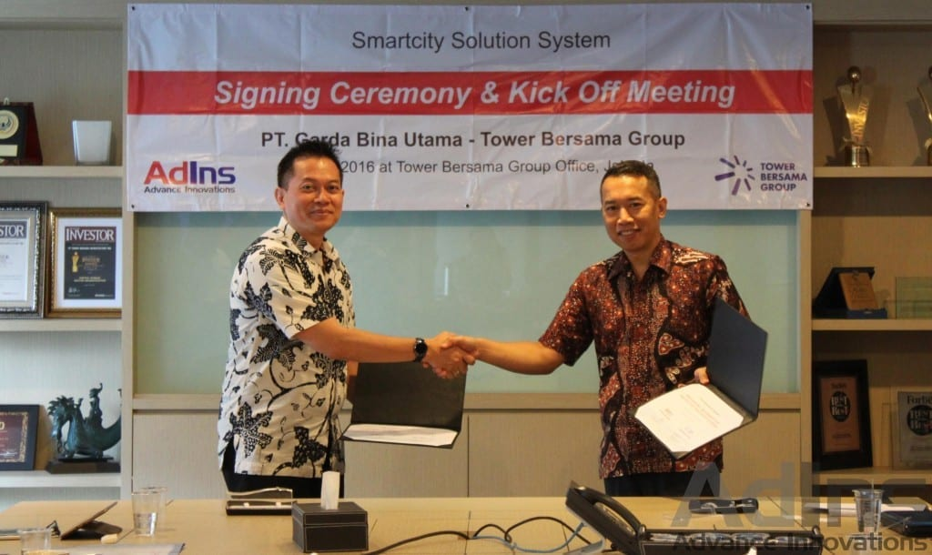 AdIns Mobile Signing Ceremony – AdIns, IT Solution Vendor for Multifinance