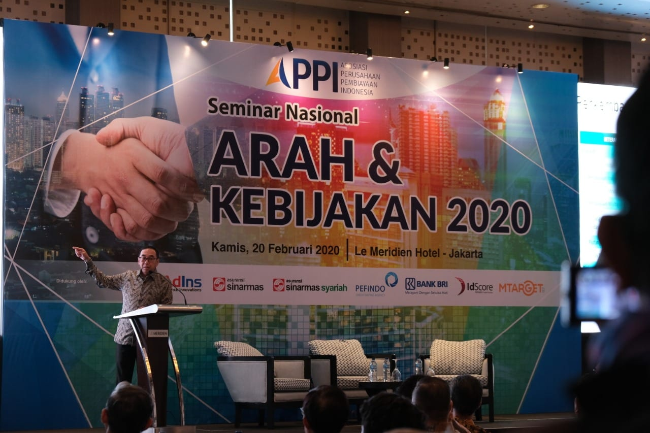 ", AdIns Participation in  APPI National Seminar Entitled ""Arah & Kebijakan 2020"", Advance Innovations"