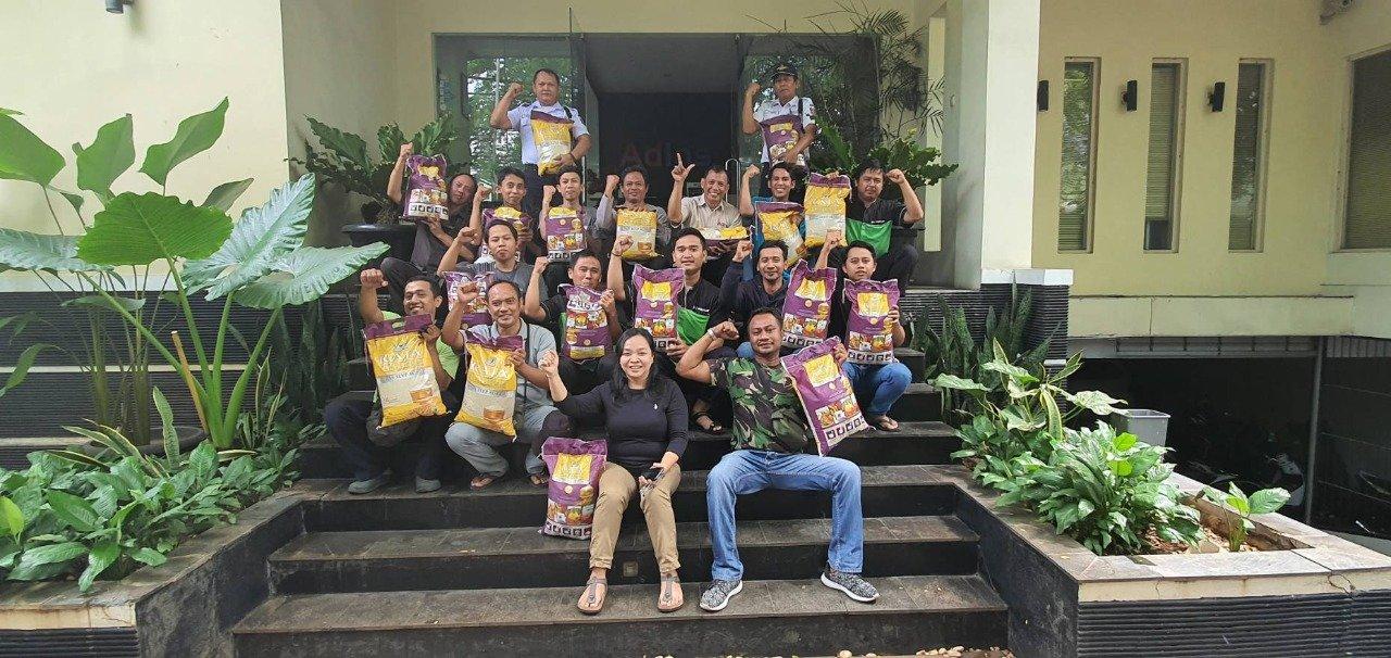 Bantuan Sosial Dari AdIns Karena Pandemi Virus Corona