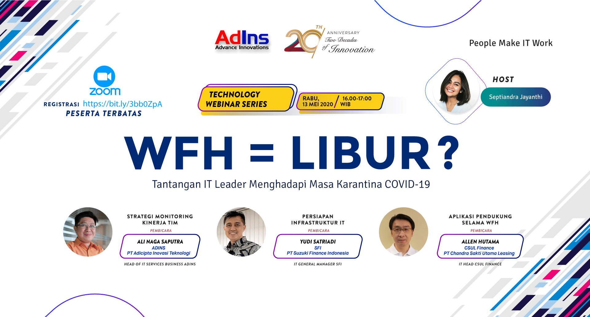 AdIns Technology Web Seminar