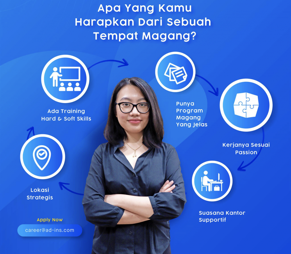 , Program Magang Satu Tahun AdIns, Advance Innovations