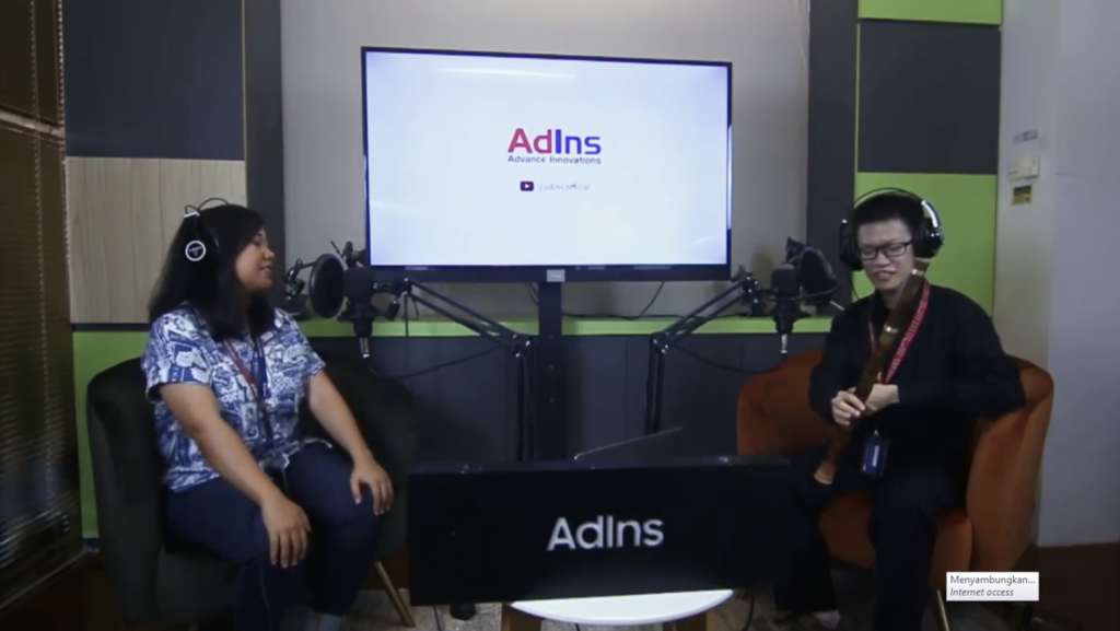 , AdIns Podcast Lantai Tiga:  The Programmers Who Play at Nan-yin Festival Across Asia, Advance Innovations