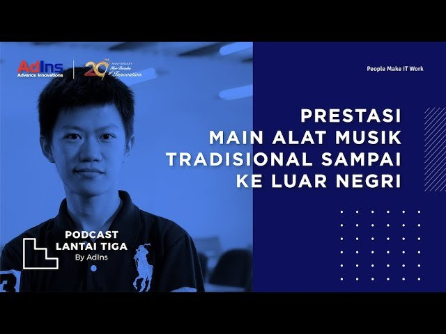 AdIns Podcast Lantai Tiga:  The Programmers Who Play at Nan-yin Festival Across Asia