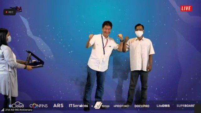 To Infinity & Beyond 21st AdIns' Anniversary –  Sambutan Acara Penghargaan kepada AdIners oleh Bapak Guntur Gozali