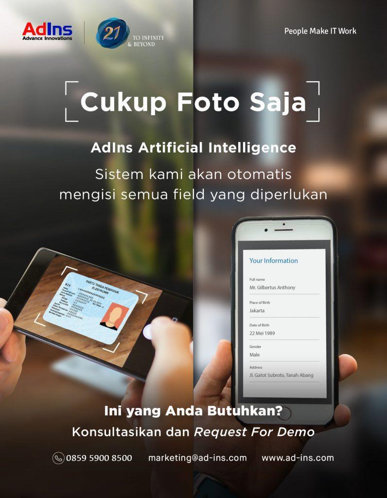 , AdIns Intelligent Data Capture, Advance Innovations