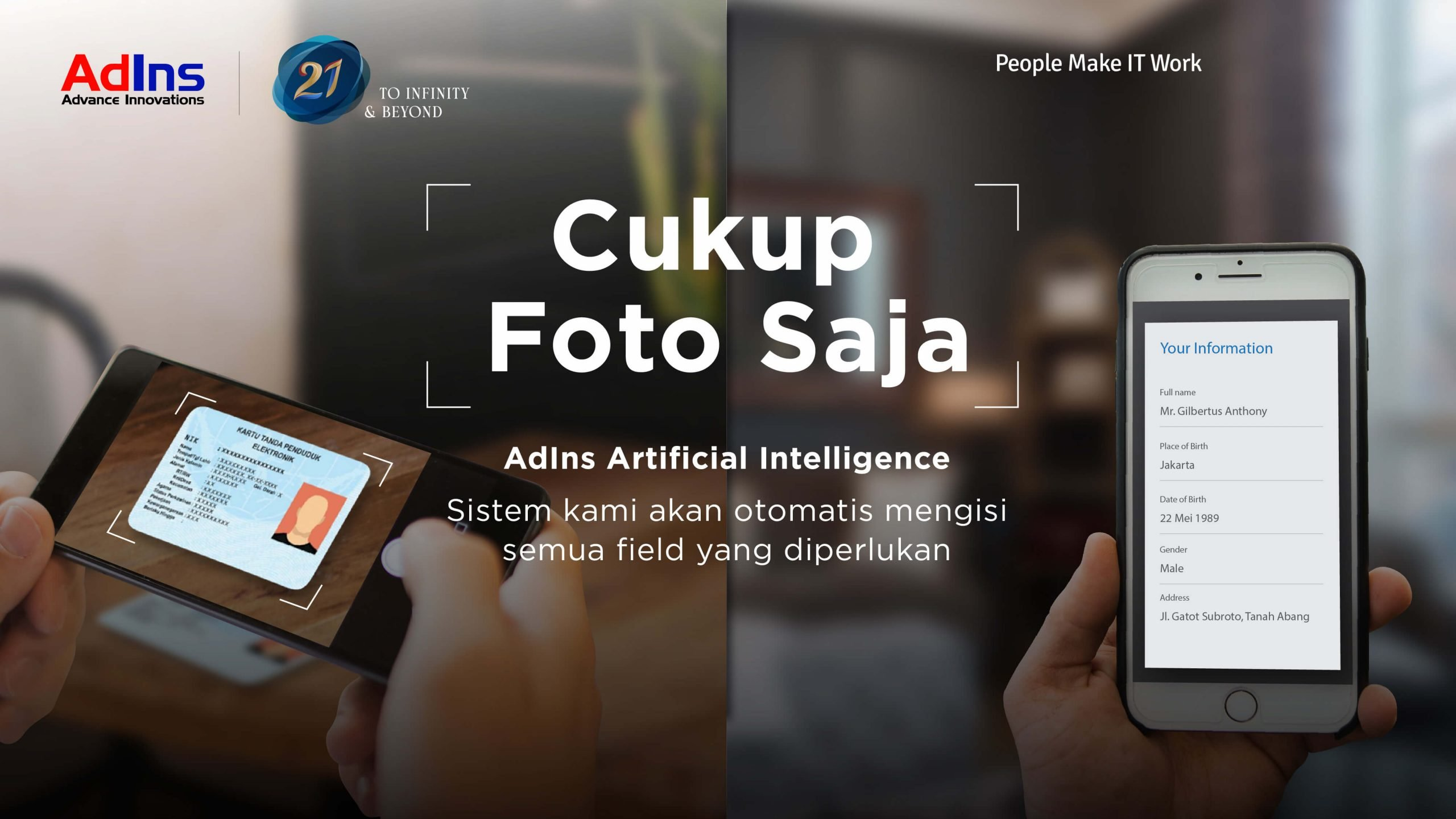 AdIns Intelligent Data Capture (FB)