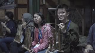 AdIns | Visited Saung Angklung Bandung #ONEAFTEREIGHTEEN