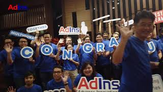 AdIns   Thank You WOM Finance For Trusting Us